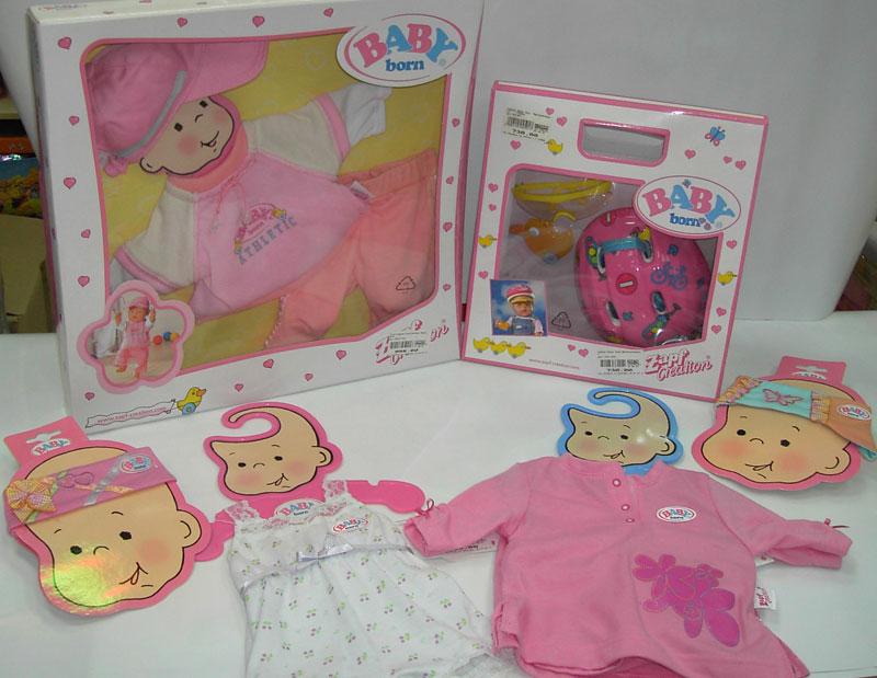 Как сделать вещи для куклы беби бон